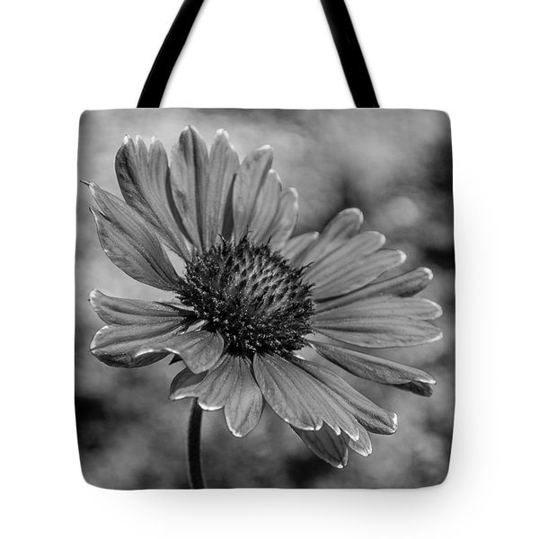Black And White Love Tote Bag