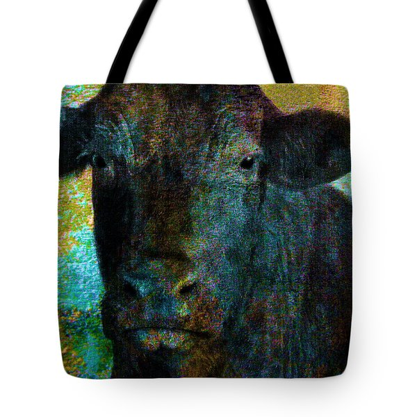 Black Angus Tote Bag