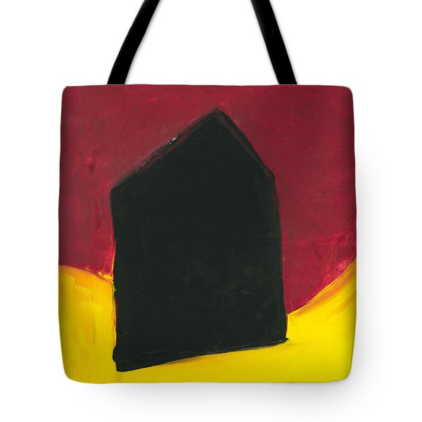 Black Arthouse Tote Bag