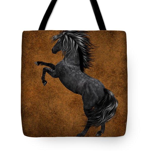 Black Beauty Number 2 Tote Bag