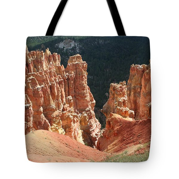 Black Birch Canyon Tote Bag by Mary Gaines