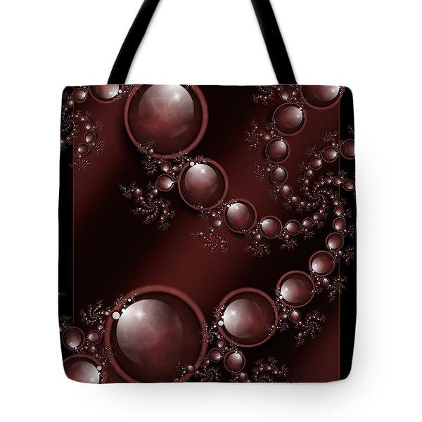 Black Cherry Tote Bag