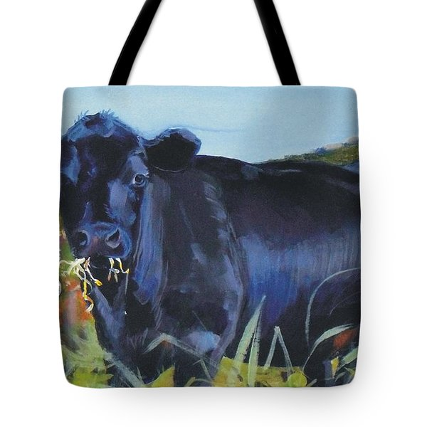 Cows Dartmoor Tote Bag