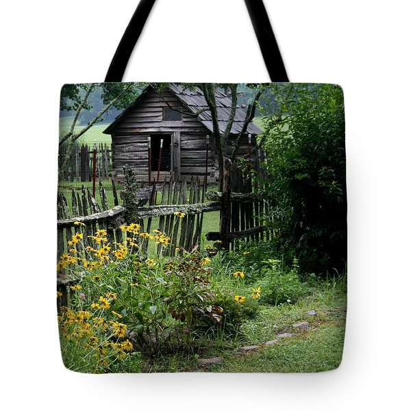 Black-eyed Susans Tote Bag by Cathy Harper