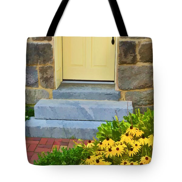 Black-eyed Susans Tote Bag