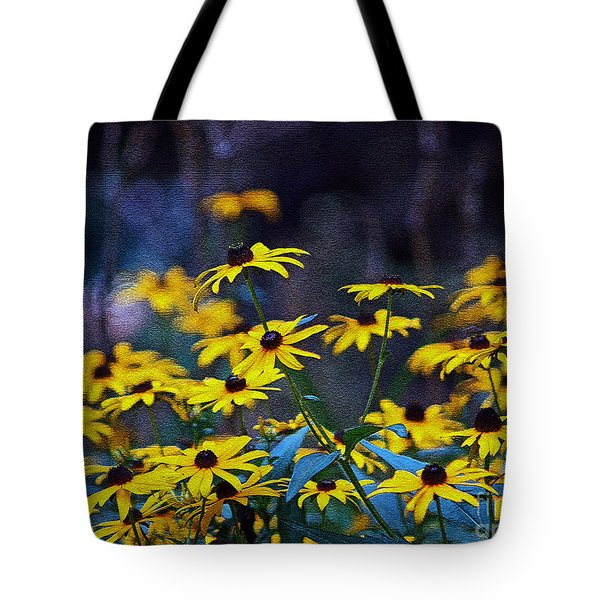 Black-eyed Susans Tote Bag by Patricia Griffin Brett