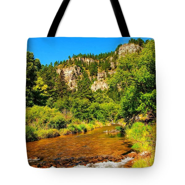 Black Hills Beauty Tote Bag