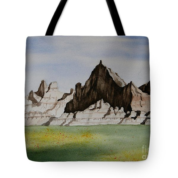 Black Hills Tote Bag