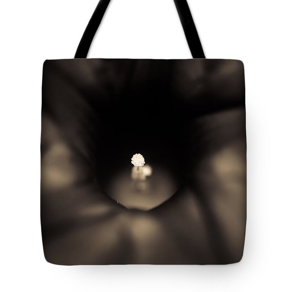 Black Hole And Revelation Tote Bag by Marco Oliveira