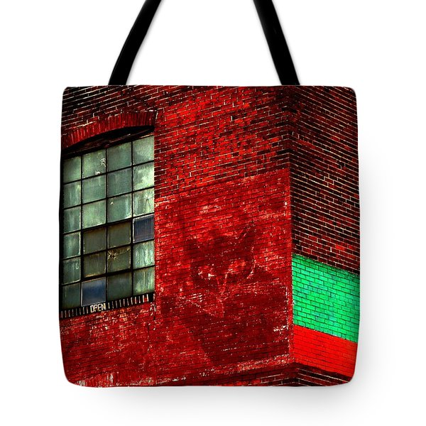 Black Kat Tote Bag by Robert Geary