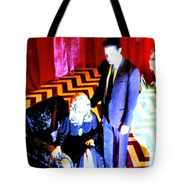 Black Lodge 2013 Tote Bag