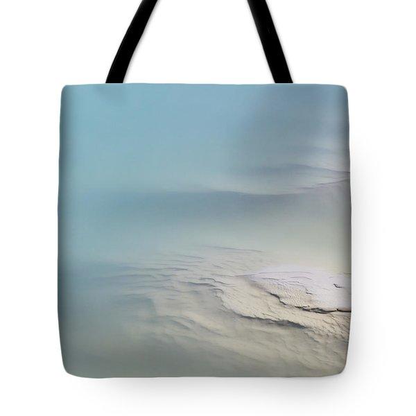 Black Opal Beauty Tote Bag