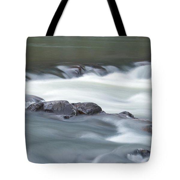 Black River Tote Bag