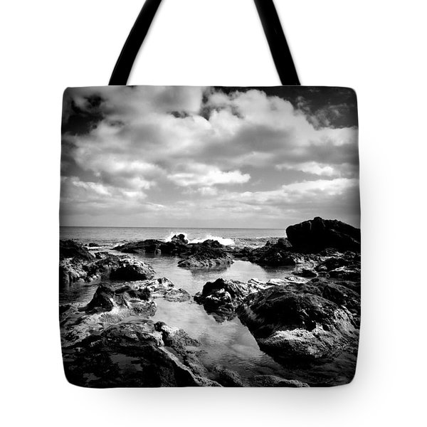 Black Rocks 1 Tote Bag