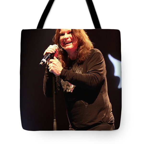 Black Sabbath - Ozzy Osbourne Tote Bag