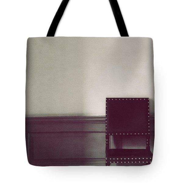 Black Stud Tote Bag by Margie Hurwich