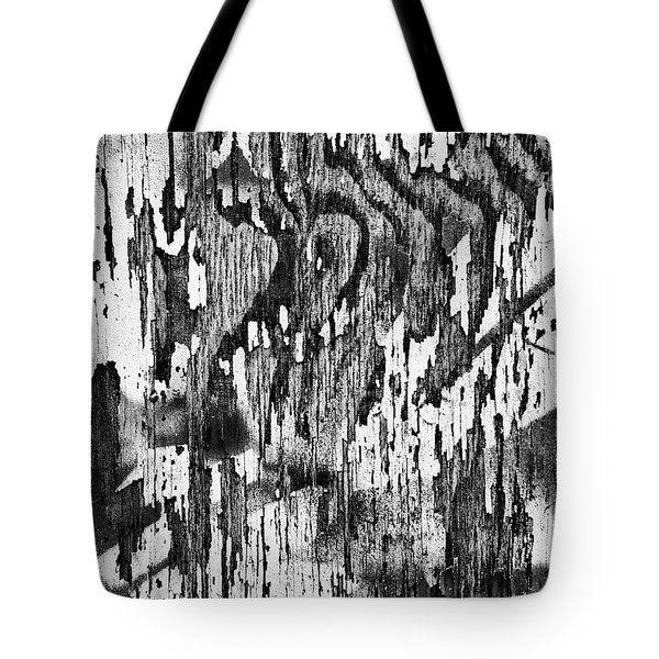 Wooden Wall Tote Bag