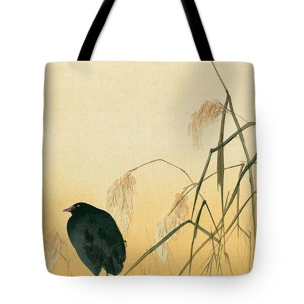 Blackbird Tote Bag
