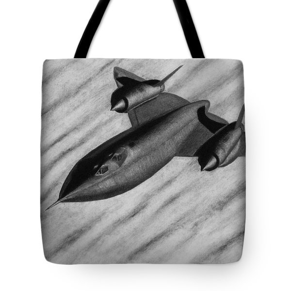 Blackbird Tote Bag by Vishvesh Tadsare