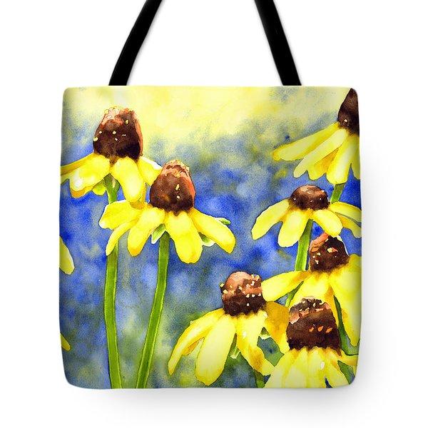 Blackeyed Beauties Tote Bag