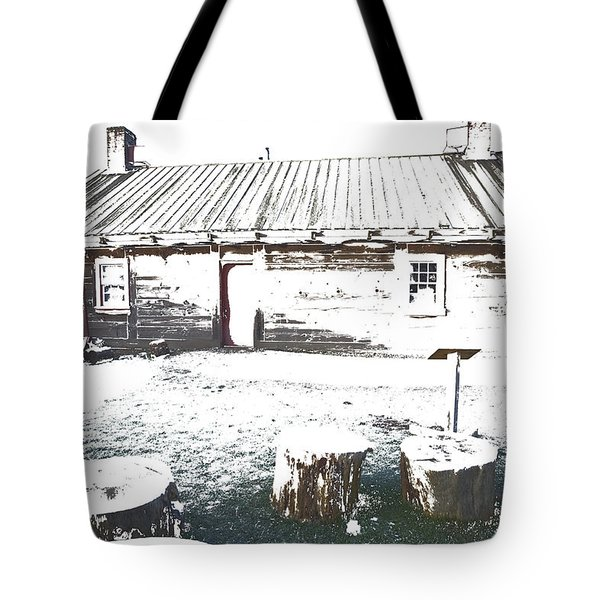 Blacksmith Shop  Tote Bag