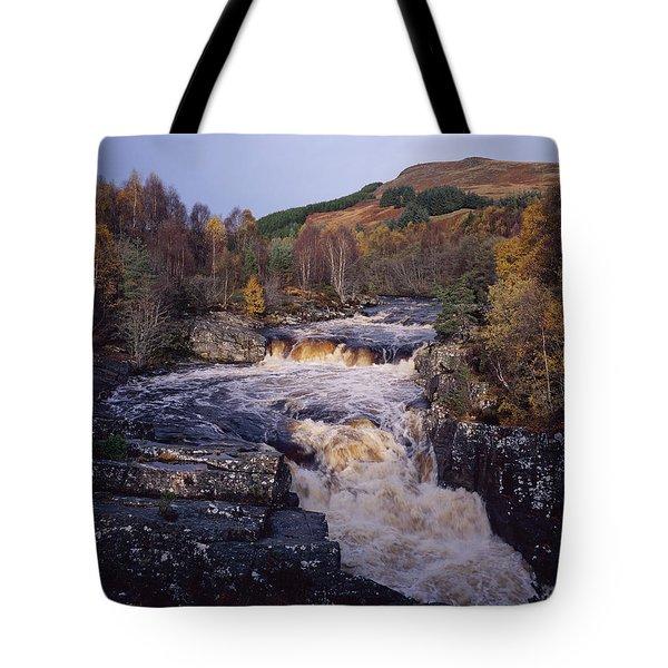 Blackwater Falls - Scotland Tote Bag