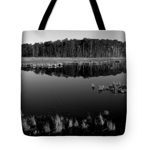 Blackwater  Tote Bag by Robert Geary