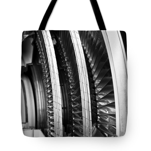 Blades Of Glory Tote Bag