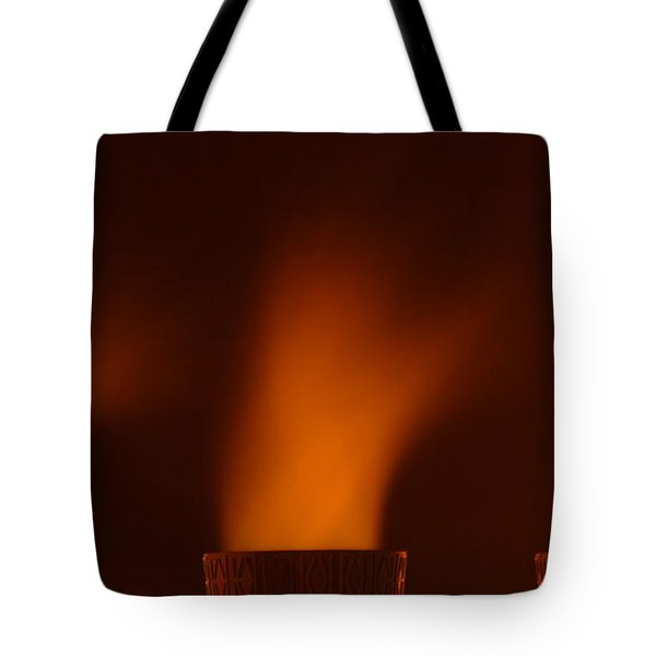 Tote Bag featuring the photograph Blast Off by Max Allen