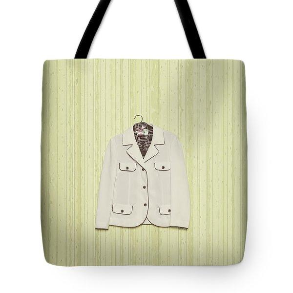 Blazer Tote Bag by Joana Kruse