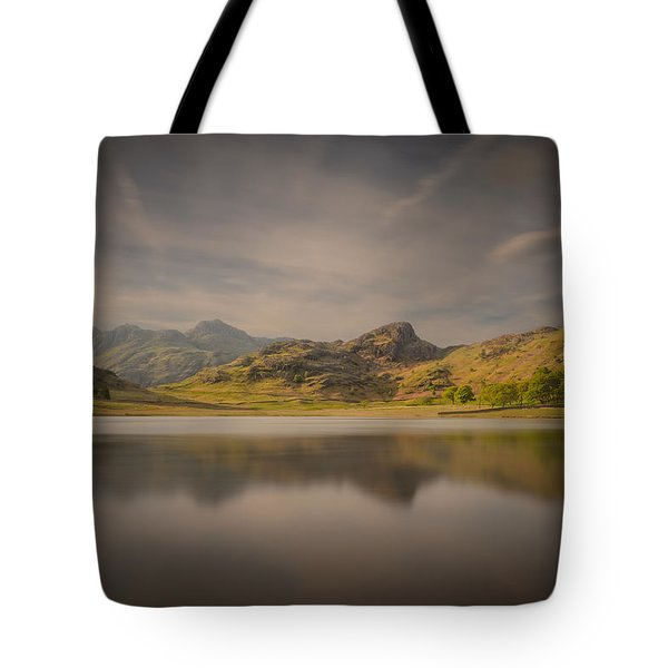 Blea Tarn Lake District Tote Bag