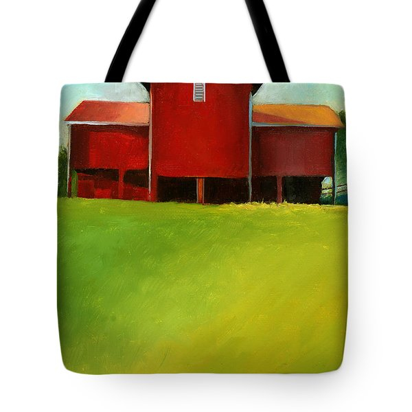Bleak House Barn 2 Tote Bag