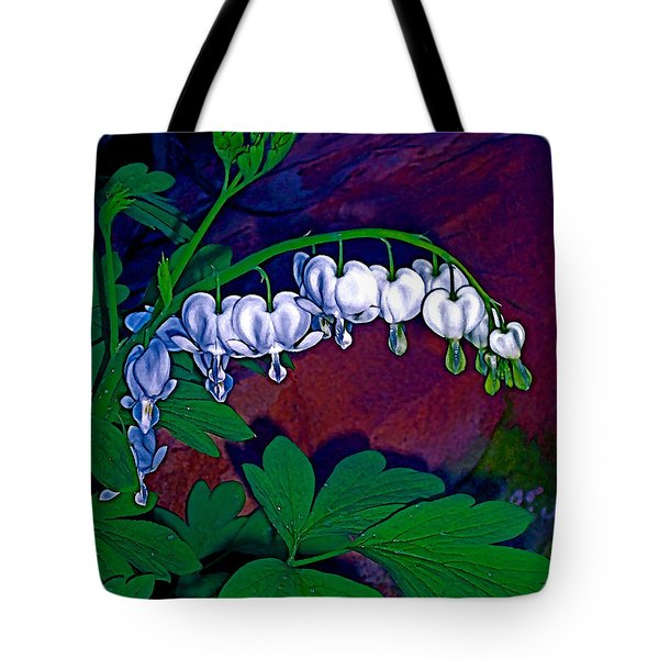 Bleeding Heart 1 Tote Bag