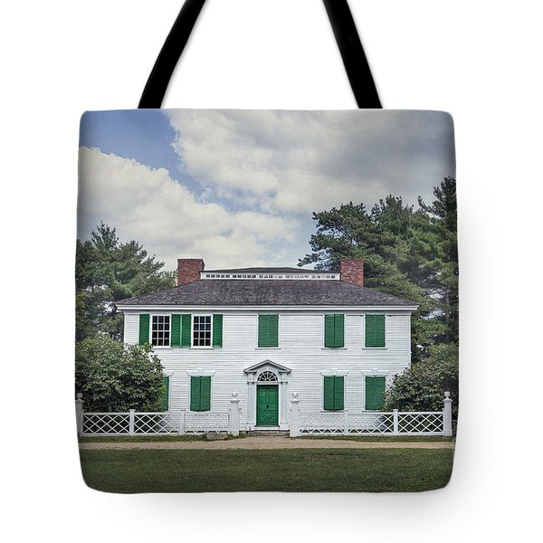 Blessed Assurance Tote Bag