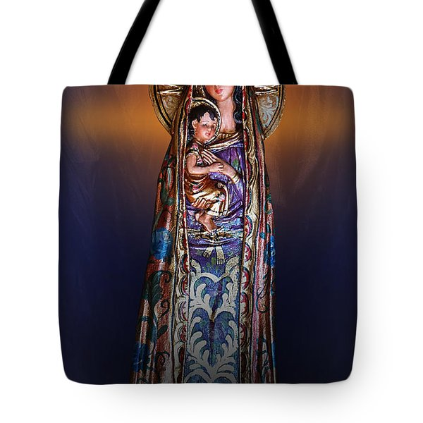 Blessed Be Tote Bag by Xueling Zou