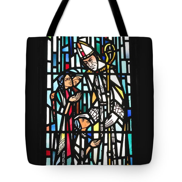 Blessing Tote Bag by Ann Horn