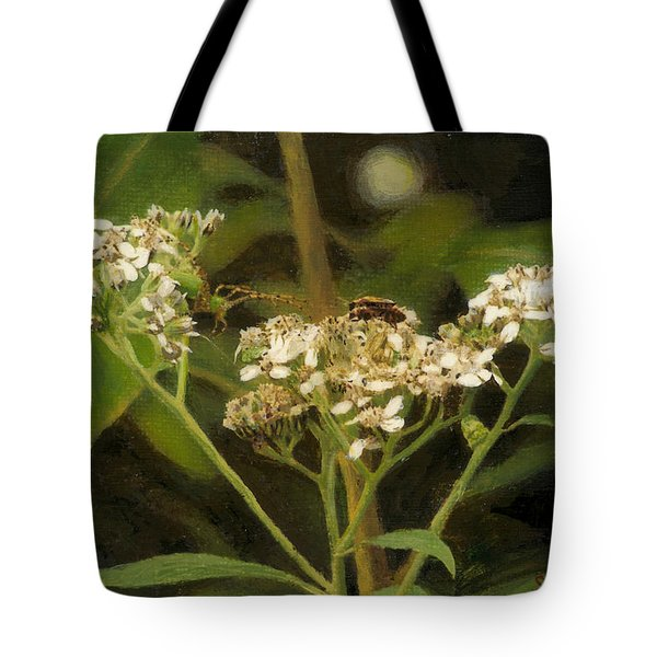 Blind Love Tote Bag by Sherryl Lapping