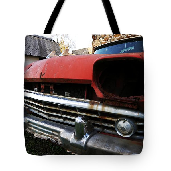 Blind Rambler Tote Bag by Richard Reeve