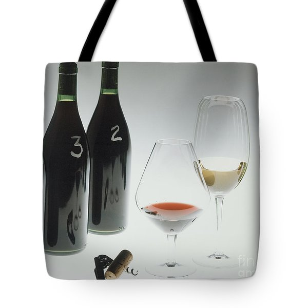 Blind Taste Test Tote Bag by Jerry McElroy