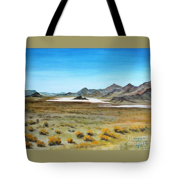 Blind Valley - Utah Tote Bag