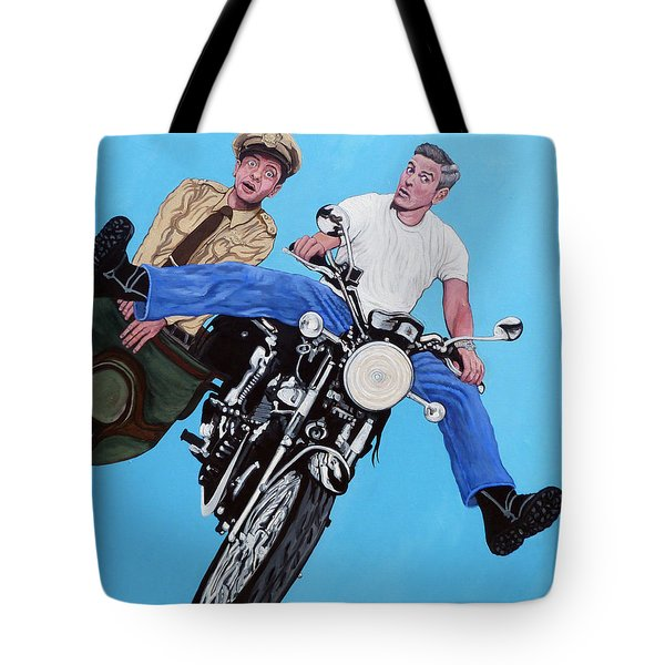 Blink Tote Bag by Tom Roderick