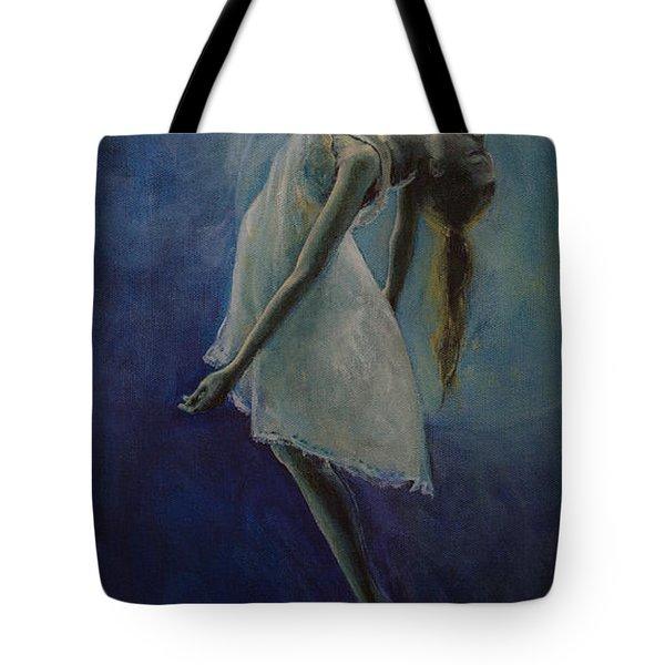 Bliss Tote Bag by Dorina  Costras