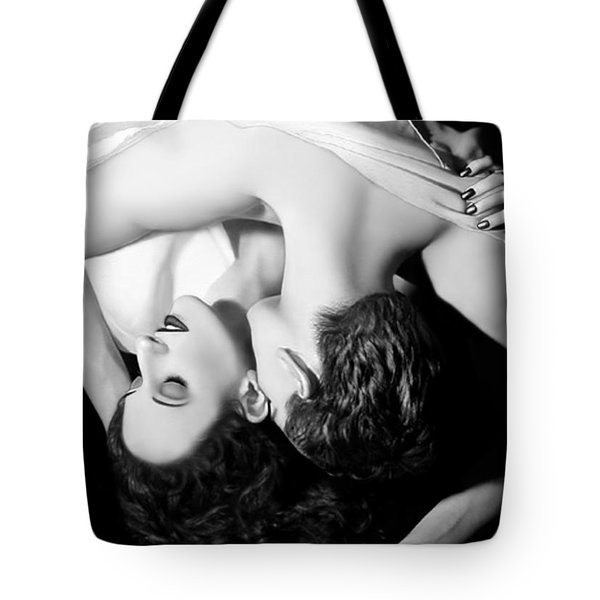 Bliss Tote Bag by Jaeda DeWalt