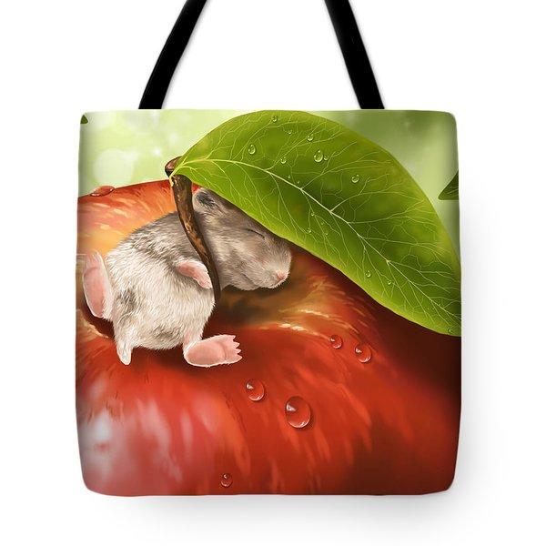 Bliss Tote Bag by Veronica Minozzi