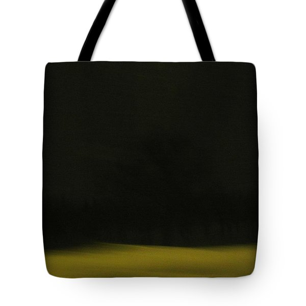 Blizzard Tote Bag by Leanna Lomanski