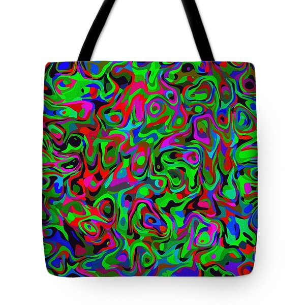 Bloingle Tote Bag by Mark Blauhoefer