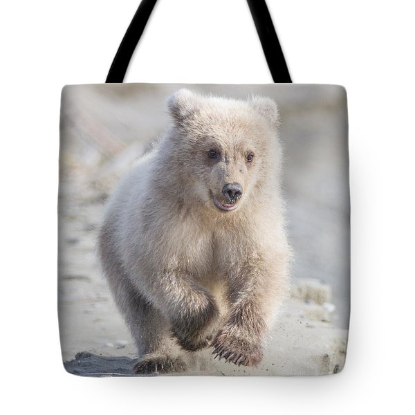 Blondes Have More Fun Tote Bag by Chris Scroggins