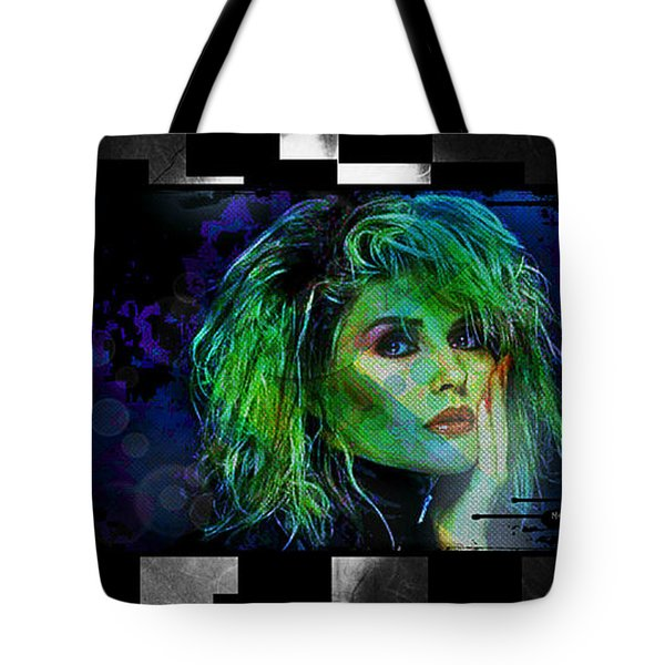Blondie - Debbie Harry Tote Bag