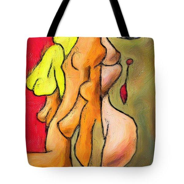 Blonds Tote Bag