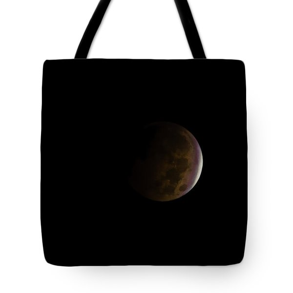 Blood Moon Tote Bag